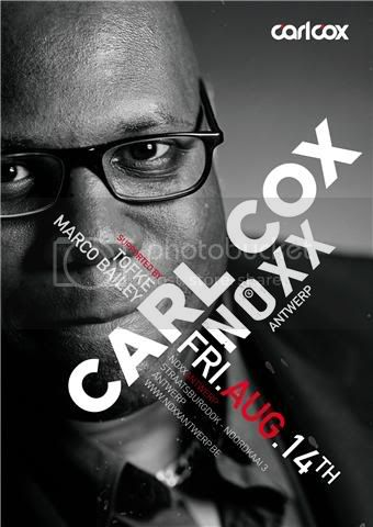 CARL COX @ NOXX