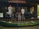 2009 Saco River Recreational Council river runners