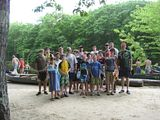 Troop 405, Derry, NH cleanup 2009